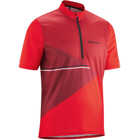 Gonso Ripo Bike Jersey Shortsleeve Men red